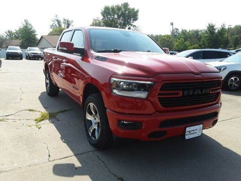 Pre-Owned 2020 Ram 1500 Rebel 4WD 4D Crew Cab